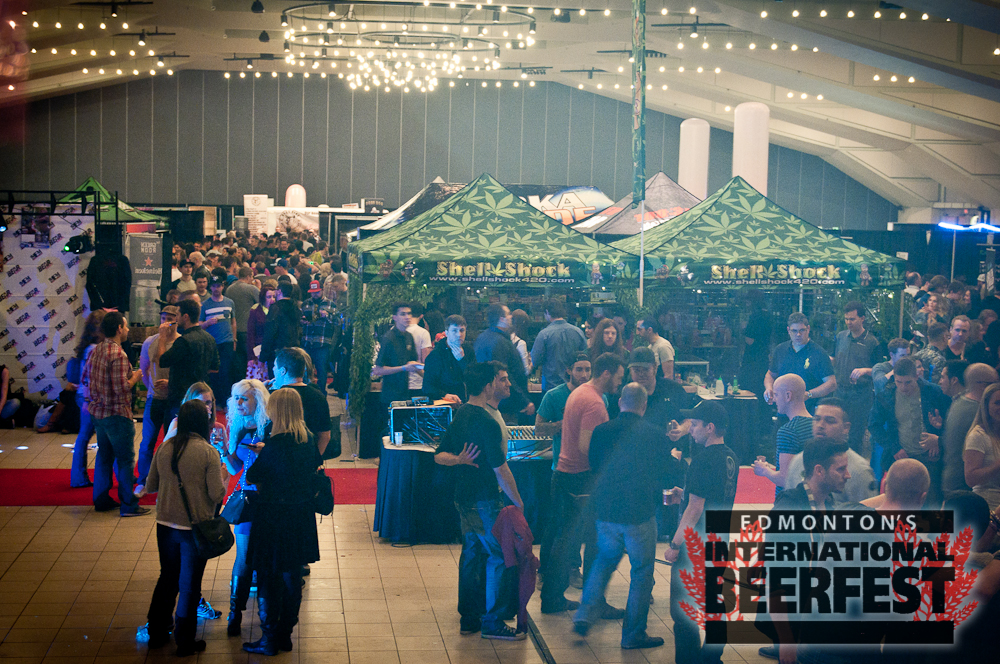 How To Survive Edmonton's International Beerfest 2017