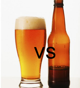 Draft Or Bottled – The Battle Of The Giants