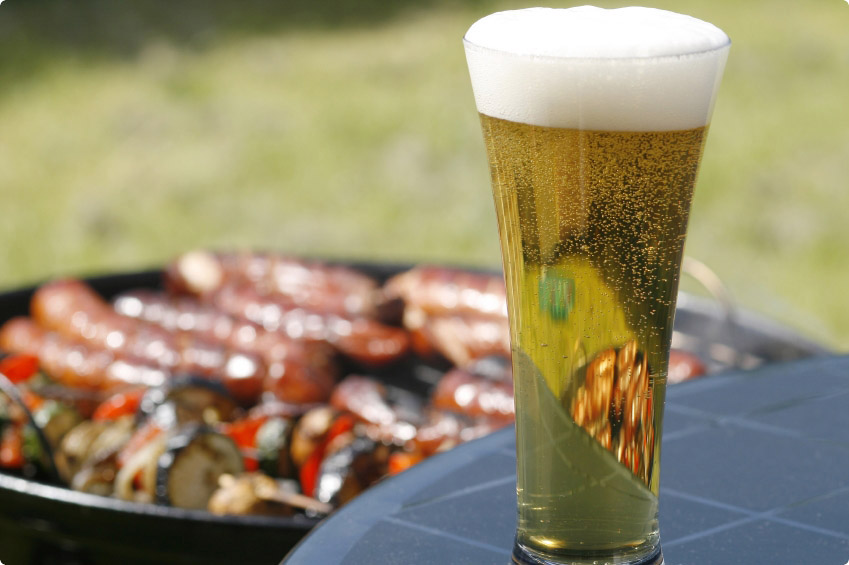 The Five Best Beers For Barbecue