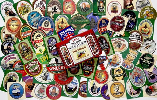 The Wit And Wisdom Of Beer Mats
