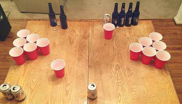 Top 5 Drinking Games Edmonton S International Beerfest