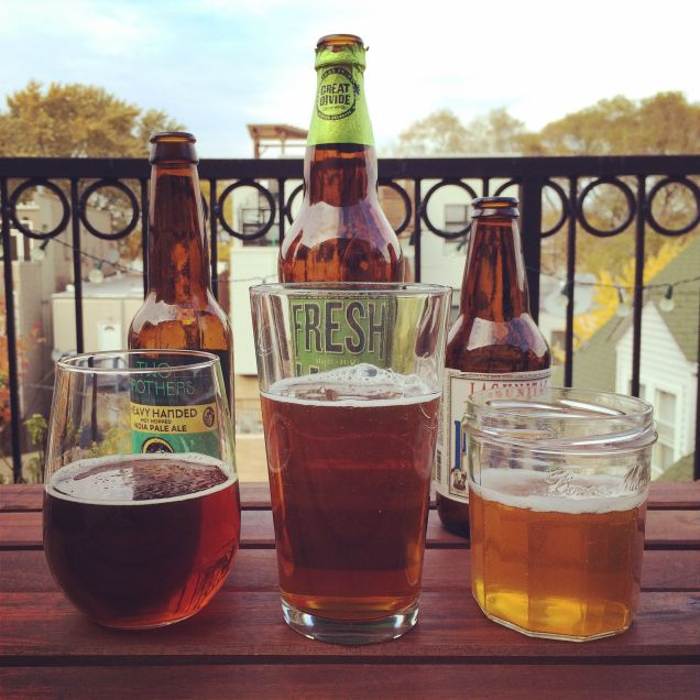 The Seasonal Brew This Fall – Wet Hop Beer
