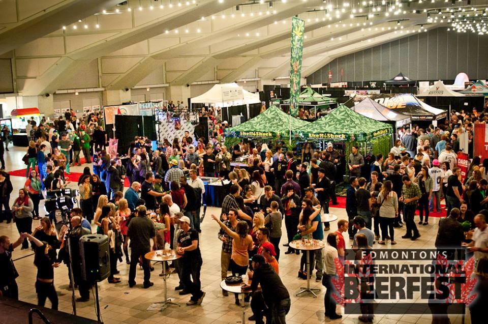 Edmonton's International Beerfest celebrates 10th Anniversary