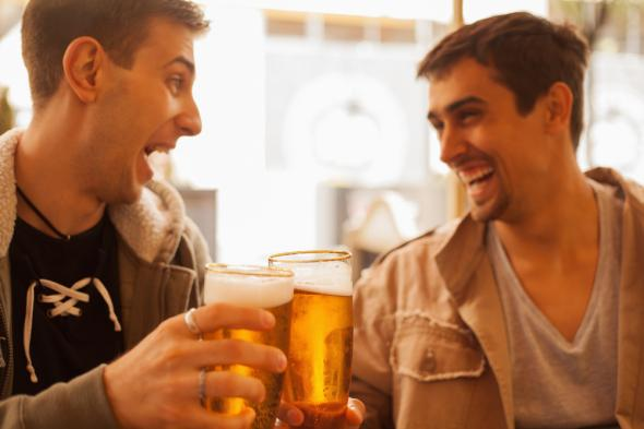 Researchers: Beer Makes Men Smarter