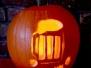Halloween Beer Pumpkin